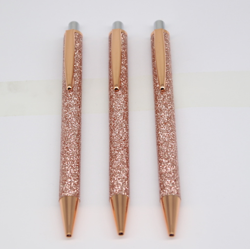 PN1043 Glitter Ball Pen