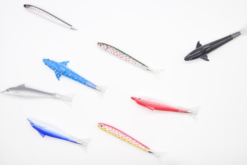 PN1063 Sea Animal Shape Ball Pen