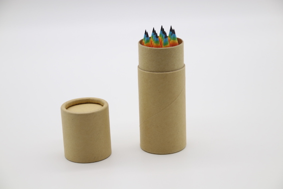 PN1078 Rainbow Paper Pencil