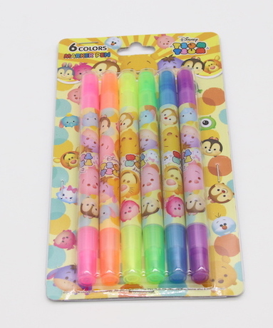 Double End Highlighter PT200601 with cute design