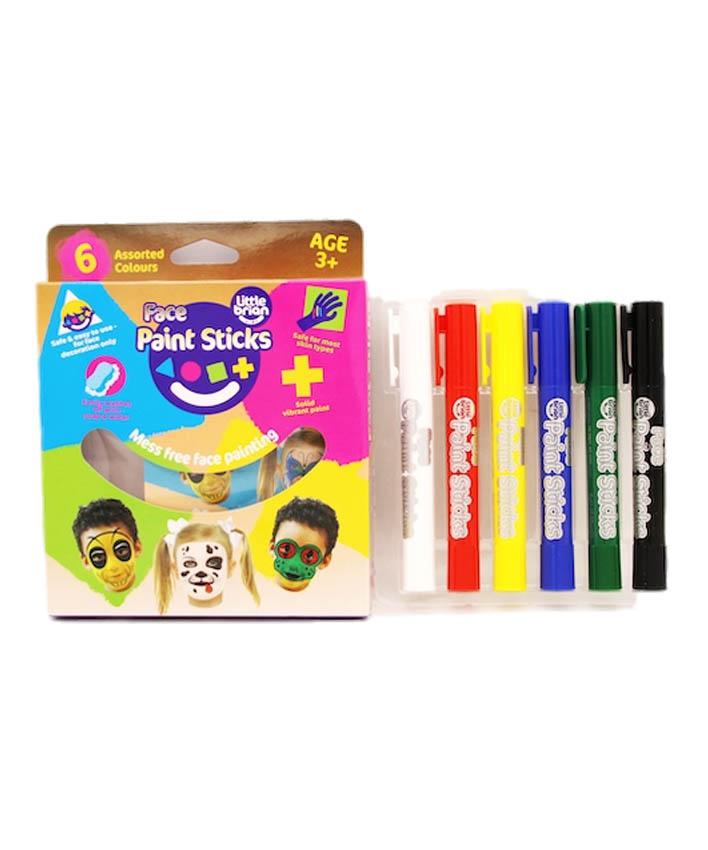 PT200101 Face Paint Sticks for children party makeup normal