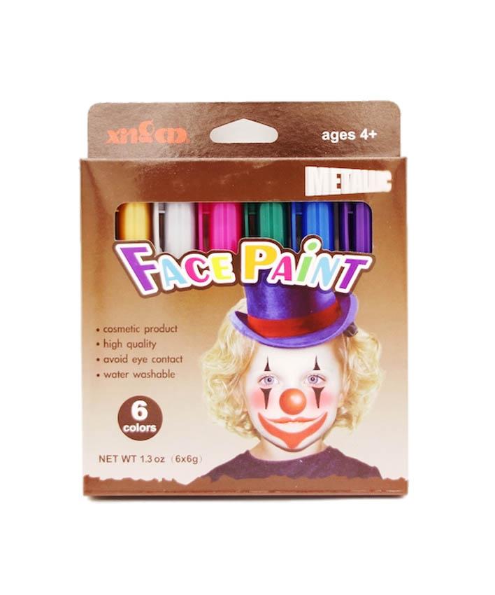 Face Body Paint Sticks PT200201 Children Party Makeup