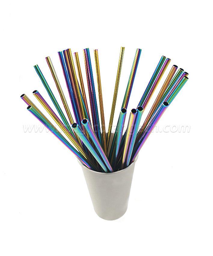 Stainless Steel Straws MOT1023