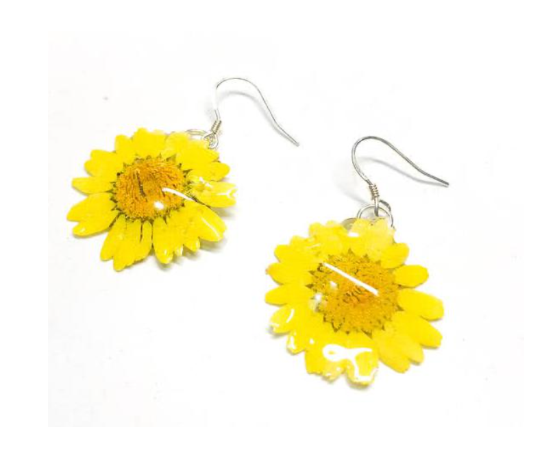 Flower Earrings JCR001