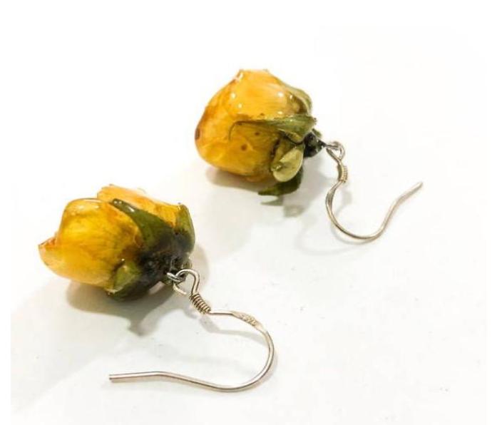 Flower Earrings JCR004