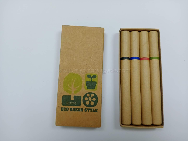 PN1084 Kraft paper Ball Pen