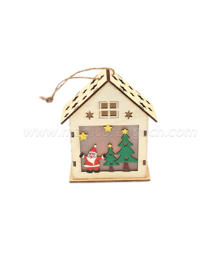 CM4006 Christmas decorate Color house