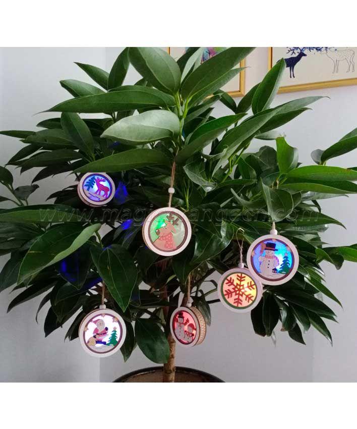 CM4003 Christmas decorate light-Christmas tree