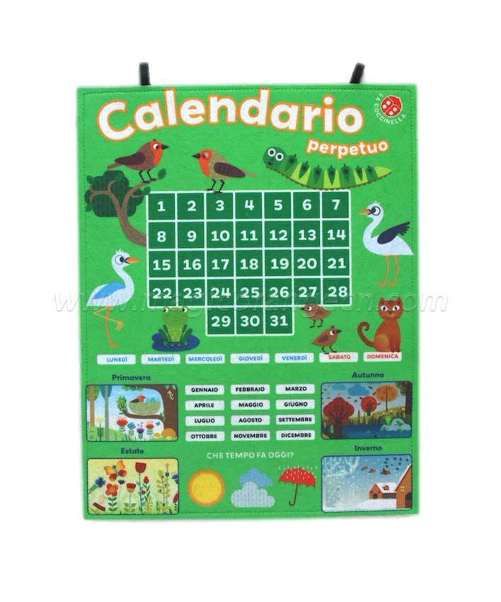 FL1034 Felt Calendar
