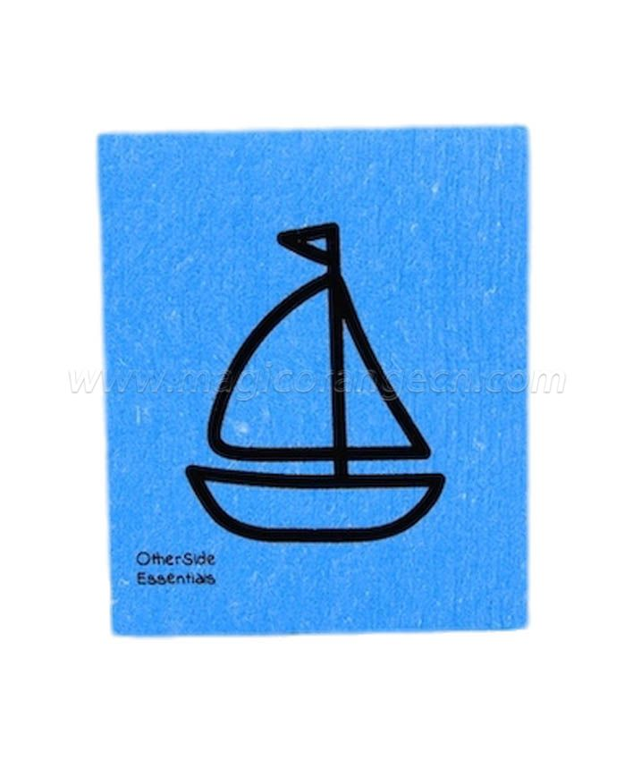 DC1005 Biodegradable Cellulose Wood Pulp Dishcloth