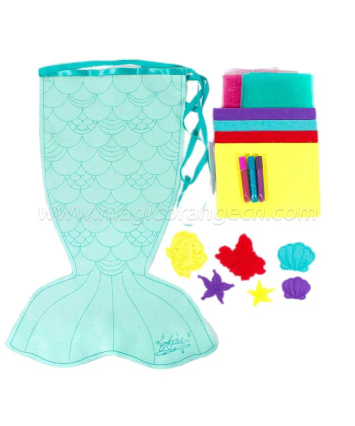 KT1602DS Fintastical Mermaid Tail Educatinal Toys Set