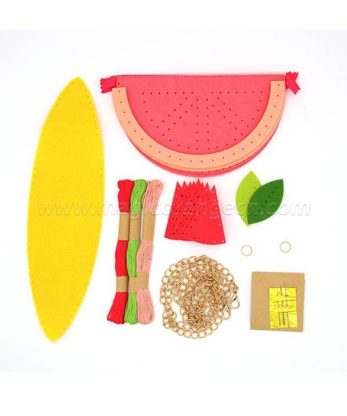DYO Fruit Purse FRUIT001