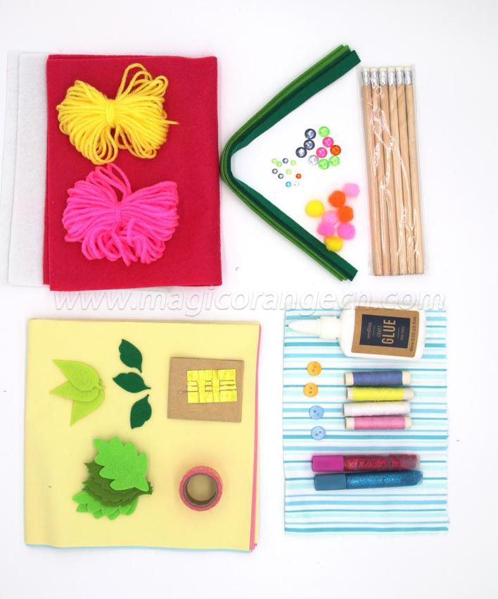Design Your Own Pencil Bouquet KT230802
