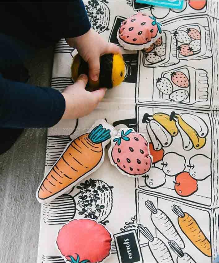 Farmer's Market Playtime Kit KT1607SD