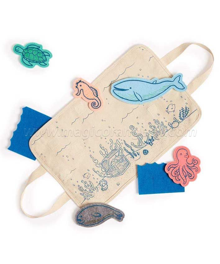 Under the Sea Puppet Play Time KT1604SD
