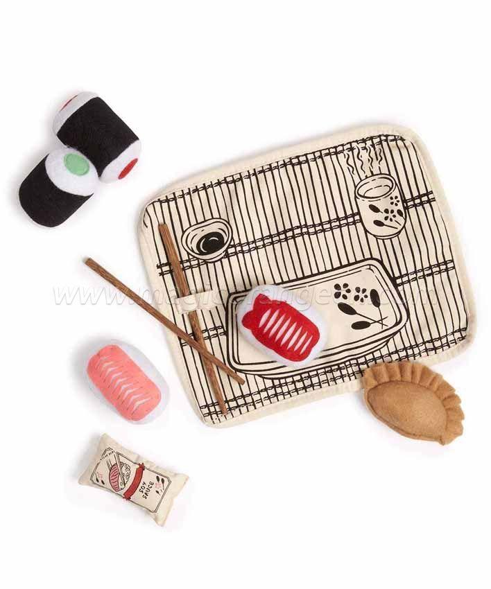 Let's Roll! I Love Sushi Kit KT1608SD