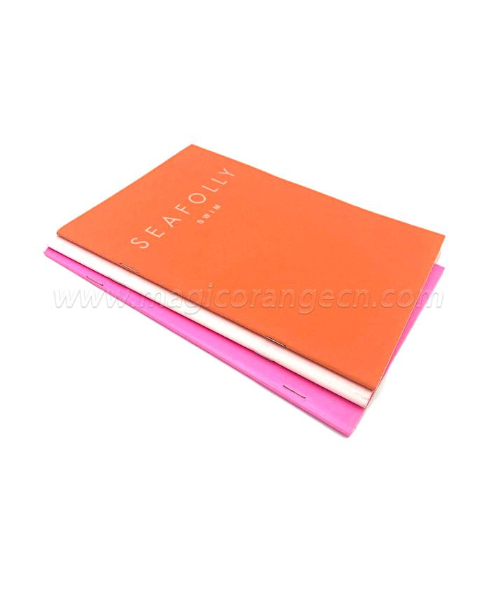 BK1036 A5 Colour cover Staple notebook