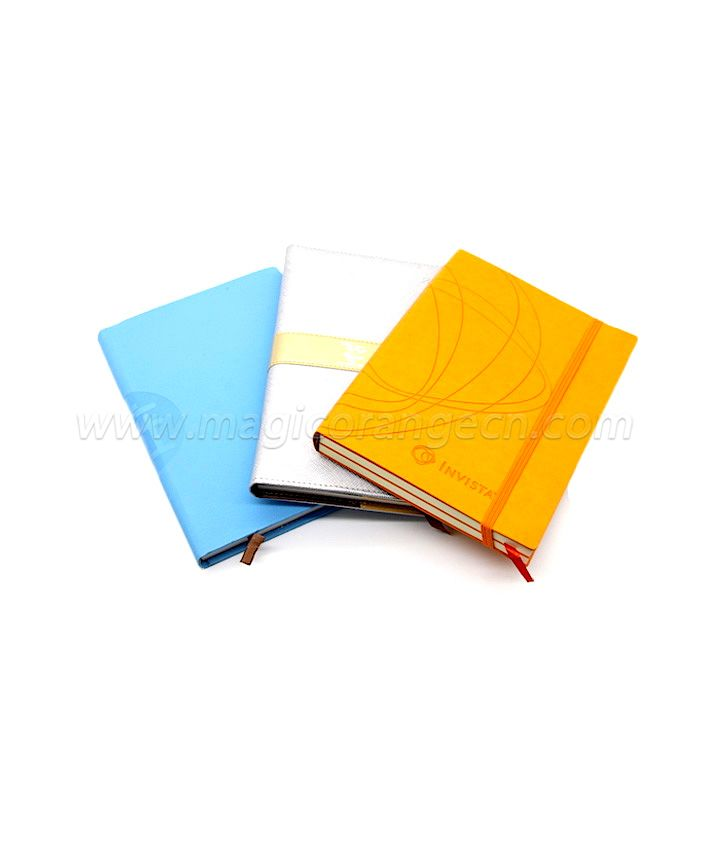 ​BK1013 A5 Stationery Dairy Hardcover PU Notebook