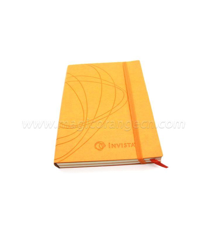 BK1013 A5 Stationery Dairy Hardcover PU Notebook