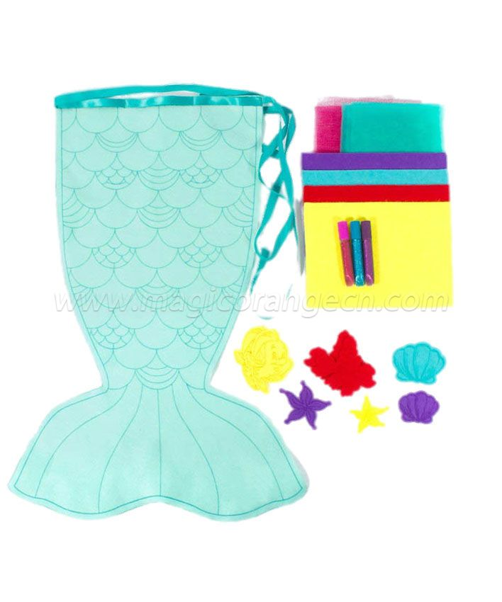 KT1602DS Fintastical Mermaid Tail Educational Toys Set