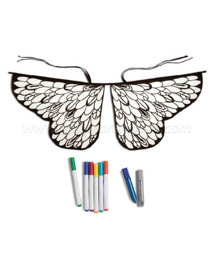 Bird Wings Complete Kit DYO