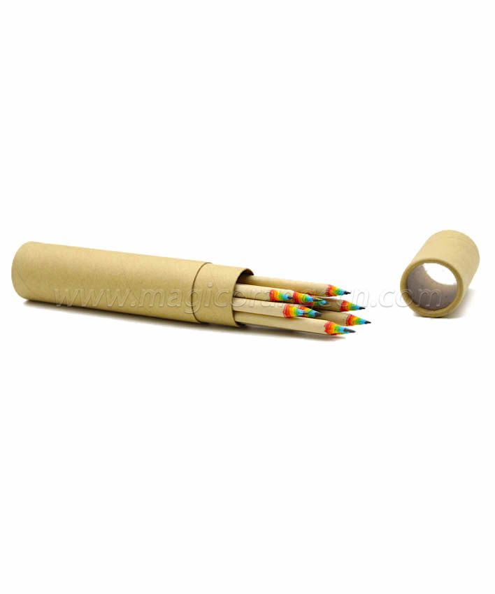 PN1070-1 Paper Color Pencil-12pcs