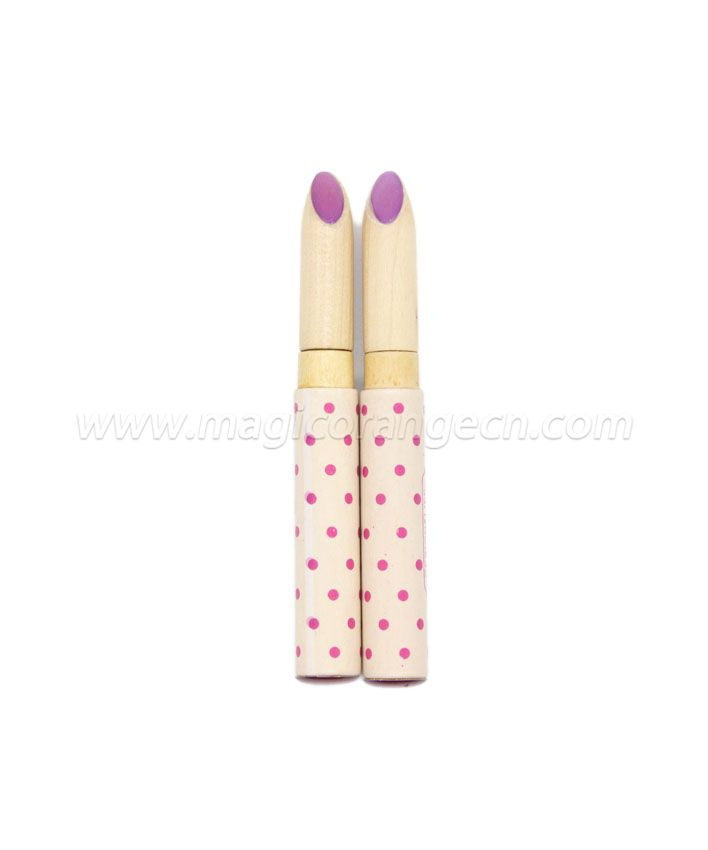 PN1066 Wood Lipstick Ball Pen