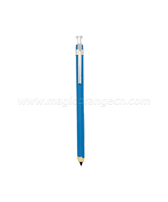 PN1076-3-1 Wood Propelling Pencil