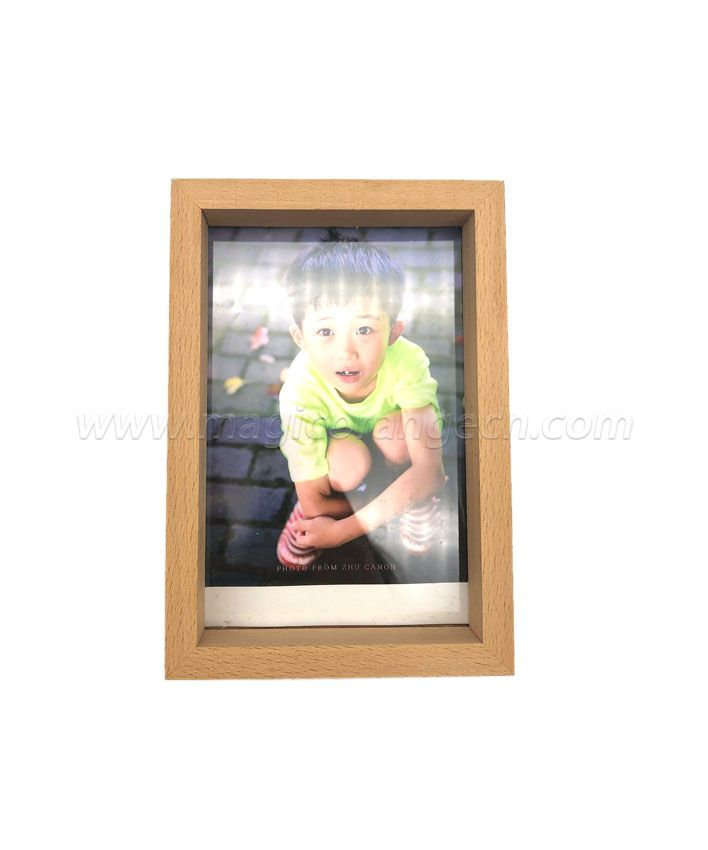 TL1012 Wooden Photo Frame Natural Color Terse style