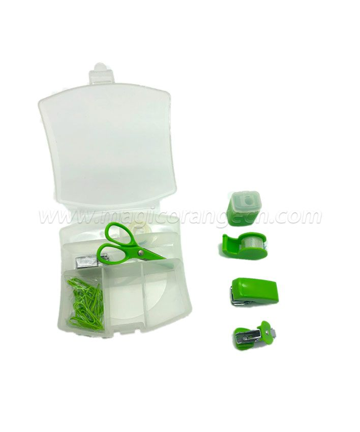 TL1014 Mini Multipe Stationery tools Box transparent
