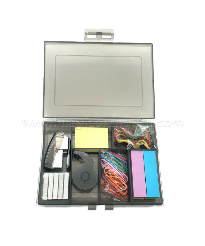 TL1015 Mini Multipe Stationery tools black color Box