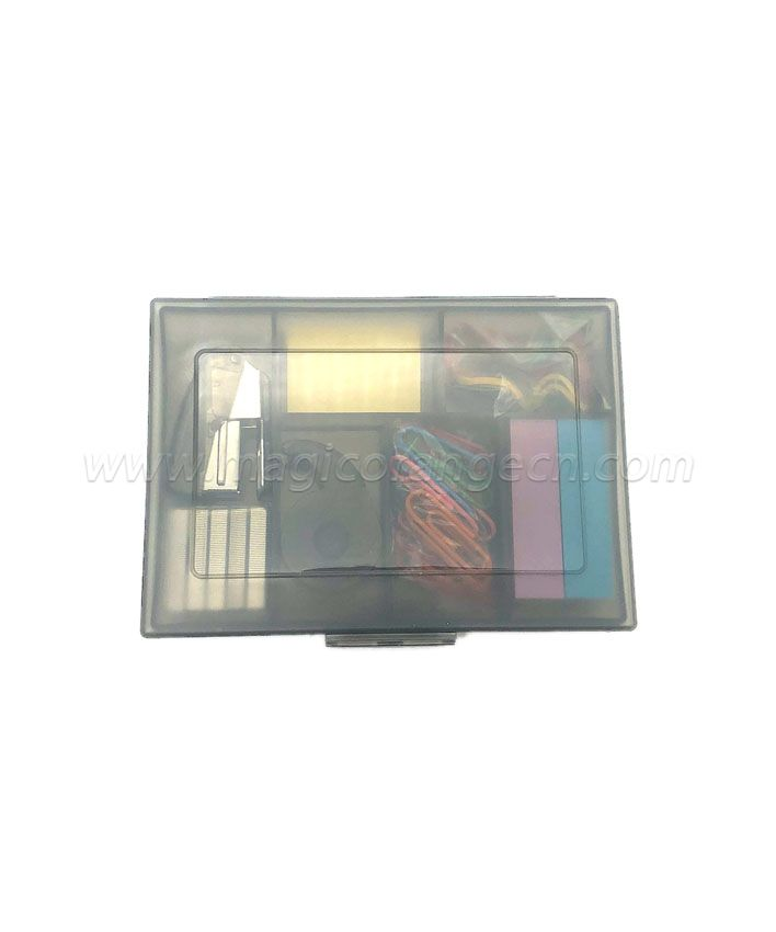 TL1015 Mini Multipe Stationery tools black color Box