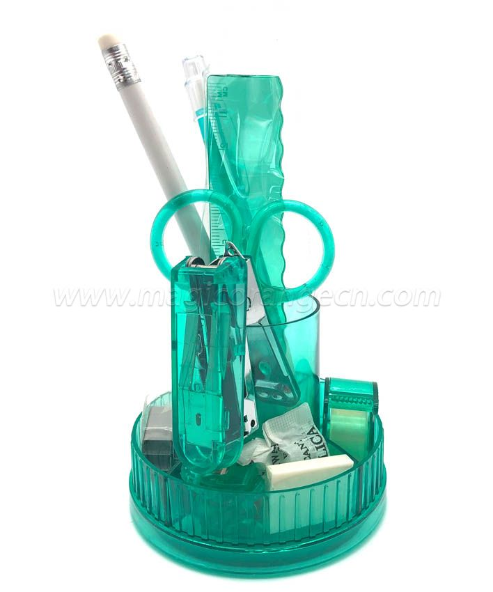 TL1016 Storage Tools for desk Green Plastic