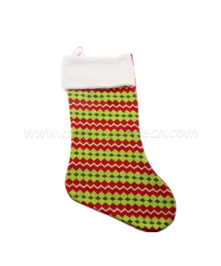 HPCM101101 Knitted Chrismas stocking