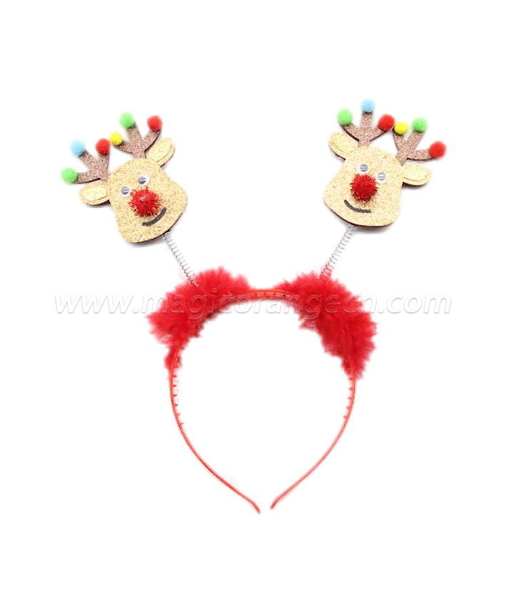 HPCM2010 Headband Chrismas Costume Party Moose Different Shape