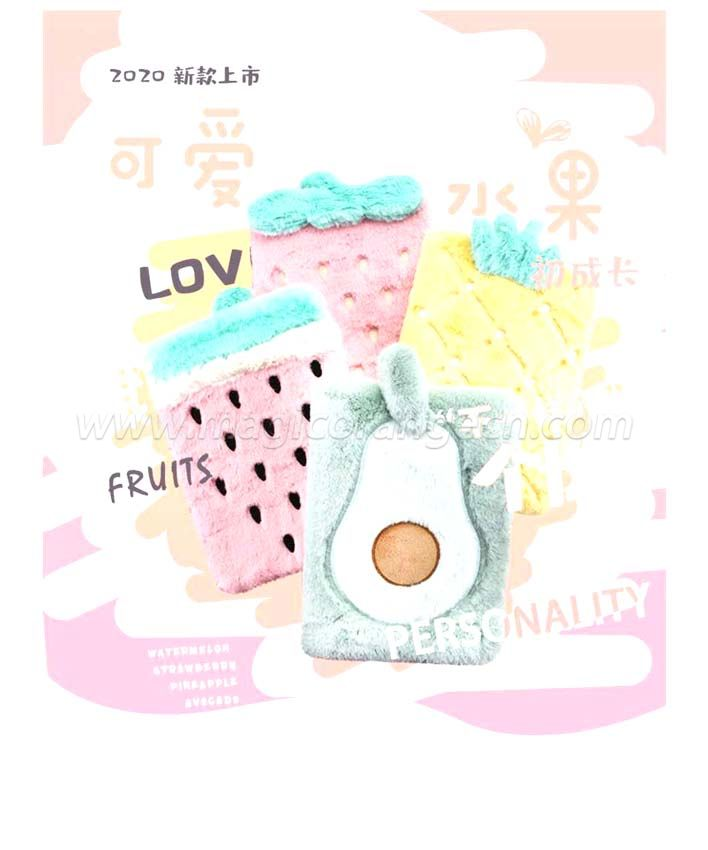 BK1047 Cute Fruit plush series notebook