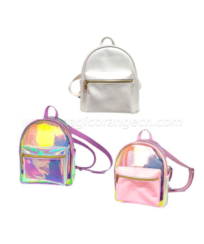 BG2022 Mini Backpack Waterproof PVC Shoulder Bag