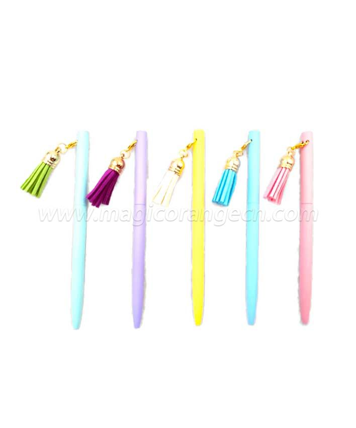 PN1310 Colorful Ball Pen with Tassels