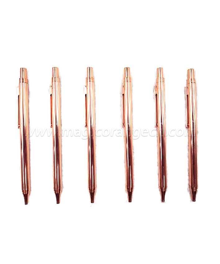 PN1315 Metal Click Ball Pen in various colors