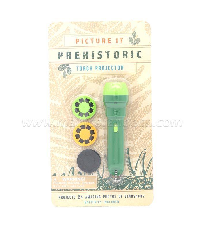 EL1001 Picture It Prehistoric Slide torch