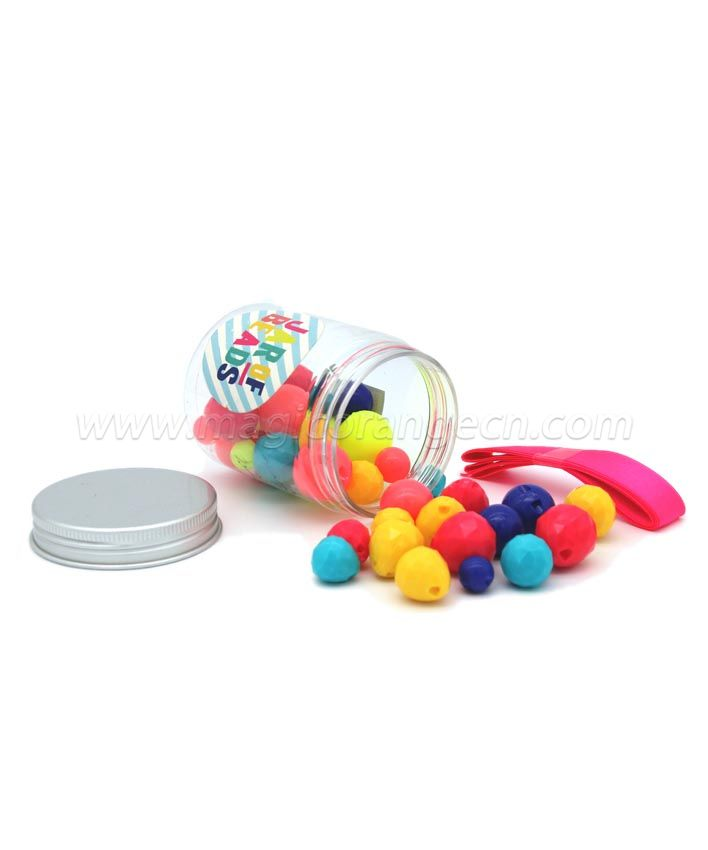 JP010400 Jar of Beads