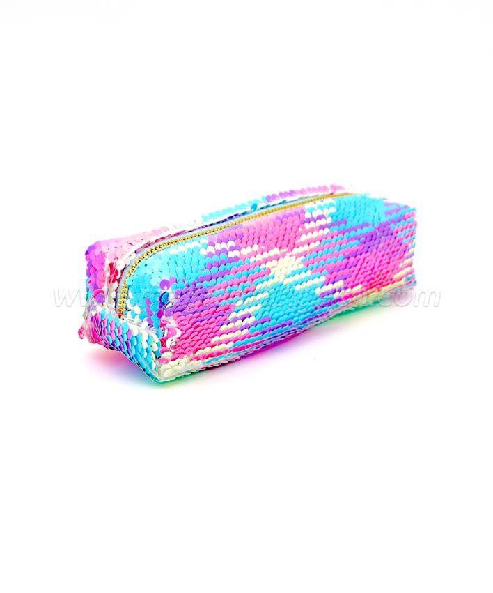 BG2043 Rectangle Sequin Pencil Case