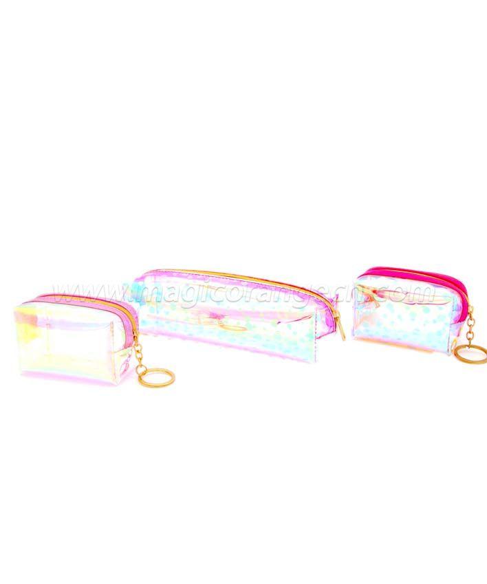 BG2046 Rectangle Key Ring Bag Shinning outlook