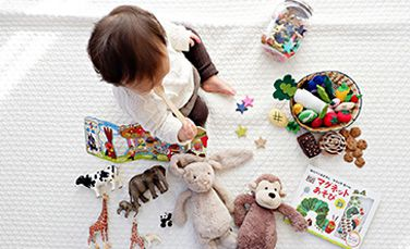 Let Children Learn How to Clean Toys By Themselves