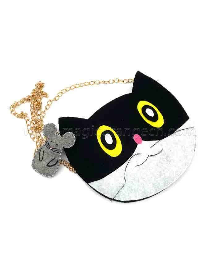 DIY Meowtastic Cat Purse KT1703TG