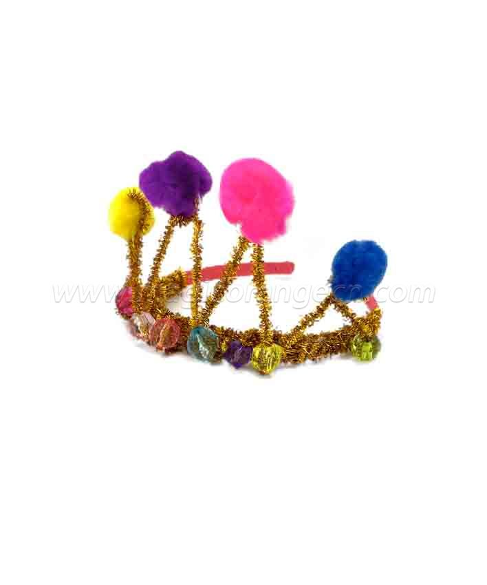 Make Your Own Tiara Chenille Crown KT1601SD